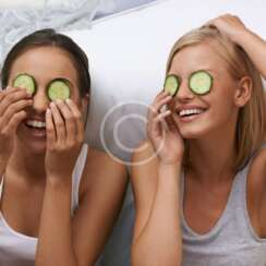 Revitalizing Your Eyes with Cucumbers